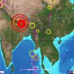 ネパールでM7.9の大地震【画像速報】