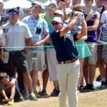 ゴルフ全米オープン 松山が日本勢唯一の予選突破!