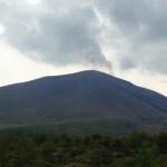 浅間山で小規模噴火-噴火警戒レベル2のまま引き上げせず