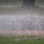 鹿児島・口之島 50年に1度の大雨