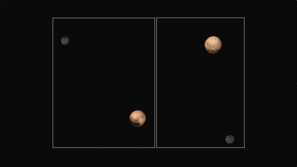7-1-15_Pluto_Charon_color_hemispheres_unannotated_JHUAPL_NASA_SWRI