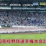 高校野球 夏の甲子園2015 結果速報