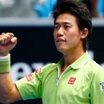 テニス全米オープン開幕!錦織にインタビュー