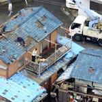 千葉県で今年最大の突風被害!竜巻も発生か