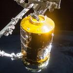 「こうのとり」5号機 宇宙ステーションから分離生中継!