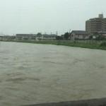 ライブカメラ 現在の安間川水位・冠水状況