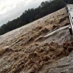 鬼怒川が氾濫!脅威の水位をライブカメラ中継