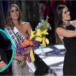【動画】ミス・ユニバースで優勝者を誤発表