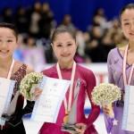 【動画】フィギュアスケート全日本選手権2015 結果