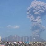桜島が爆発的噴火 鹿児島県で降灰も(画像有)