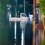 九州地方で猛烈な豪雨。浸水や冠水も