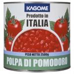 カゴメがトマト缶を24万個回収