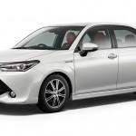 トヨタ カローラ生誕50周年記念車を限定販売